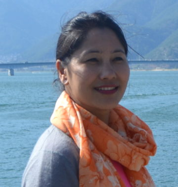 Lumbina Shrestha